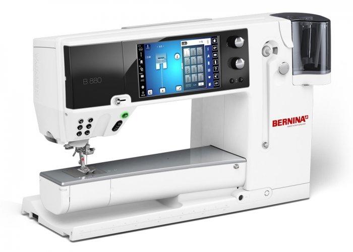 Maquina de bordar BERNINA, sin límites para crear