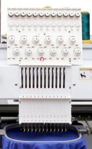 cabezal de maquina de bordar